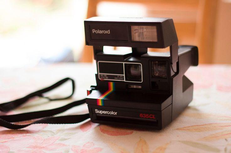 635cl instant camera | polaroid