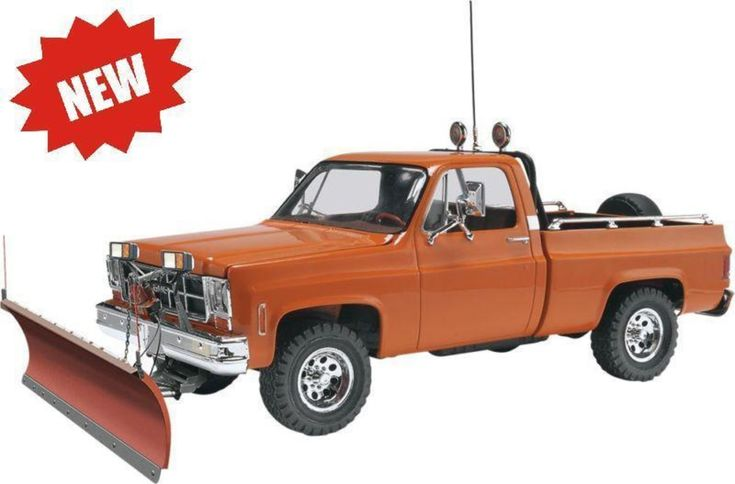 Revell GMC Pickup with Snow Plow Plastic Model Kit - New Free Shipping http://ift.tt/2khsR3Y  #Revell #GMC #Pickup #with #Snow #Plow #Plastic #Model #Kit #New #FreeShipping #Toys #Hobbies #Models #Kits #Automotive #Truck #trastores