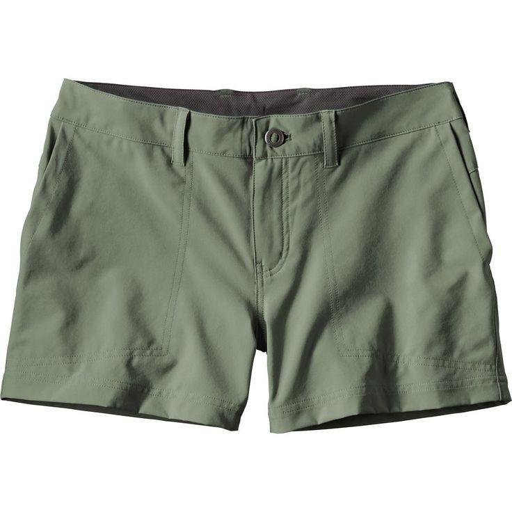 Patagonia - Happy Hike Shorts - Women's - Hemlock Green