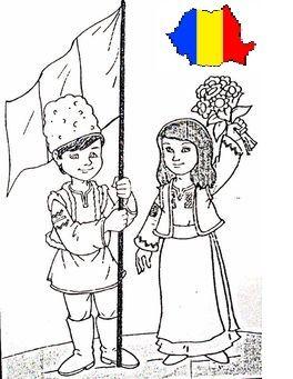EDUCATIA CONTEAZA: CINE SUNT / SUNTEM - NOI SUNTEM ROMANI - 1 DECEMBRIE (ZIUA ROMANIEI)