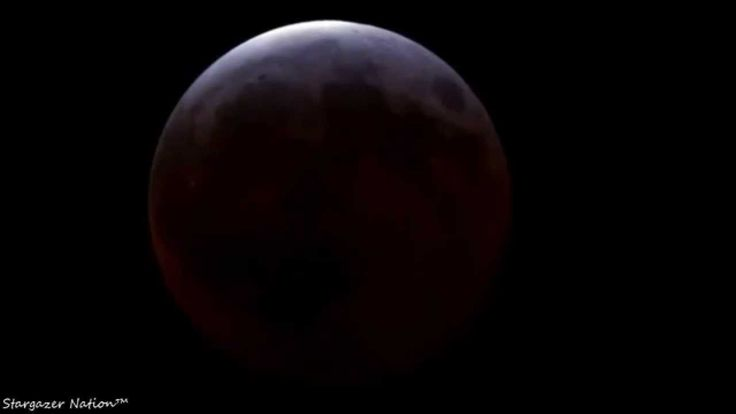 Total Eclipse, Blood Moon Of April 4th 2015