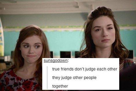 Friendship --> Teen Wolf style