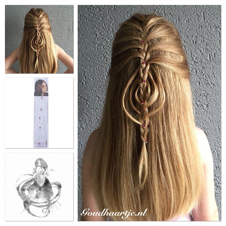 51 best Mermaid Braid Hairstyles images on Pinterest ...