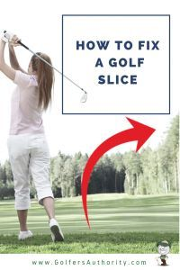 The Ultimate Guide On How to Fix a Golf Slice. Tired of slicing the golf ball? Check out our latest guide on how to fix a slice and begin hitting the ball straight and far down the fairway every time.