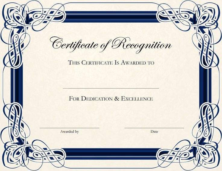 نتیجه تصویری برای ‪beautiful design for formal certificate of appreciation‬‏