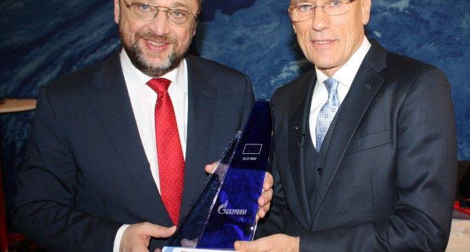 Igor Simčič e Martin Schulz: Intensificare il sostegno al progetto Esimit Europa