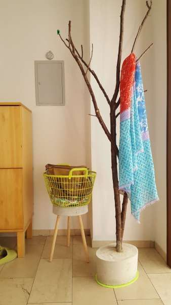 Baumgarderobe – DIY. Mit detaillierten Anweisungen, wie Sie dieses DIY-Kleid bekommen …   – | H a n d m a d e – #Anweisungen #Baumgarderobe #bekomme…