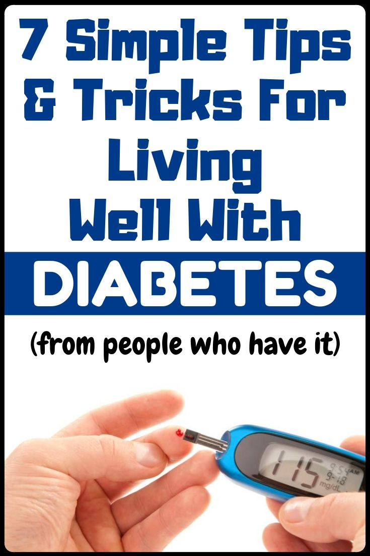 Simple Tricks for Living Well With Diabetes— From People Who Have It – Women Health Life
