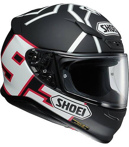 The brand new Marc Marquez Shoei NXR.
