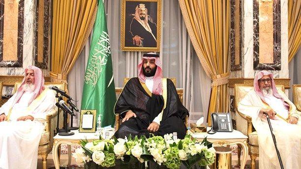 Ny kronprins utsedd i Saudiarabien.