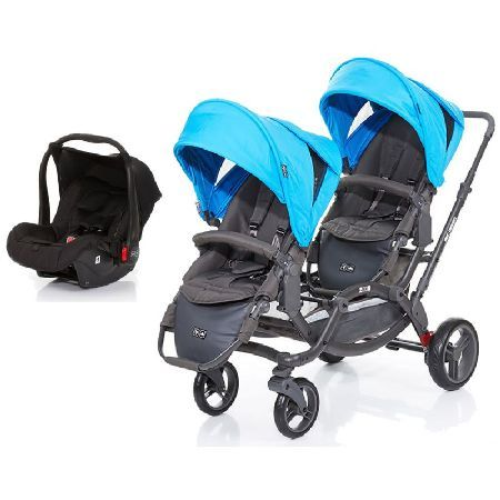 ABC-Design Zoom Tandem Travel System With 1 Package Includes: ABC-Design Zoom Tandem Pushchair ABC-Design Resus Car Seat ABC-Design Zoom Tandem Pushchair: The ABC Design Zoom tandem is the only system that offers children face to face interacti http://www.MightGet.com/march-2017-1/abc-design-zoom-tandem-travel-system-with-1.asp