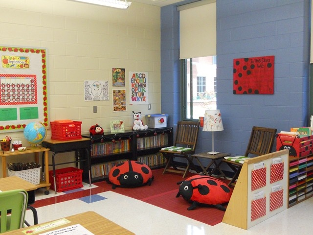 Ladybug Classroom Decoration Ideas : Best classroom theme ladybugs polka dots and daisies