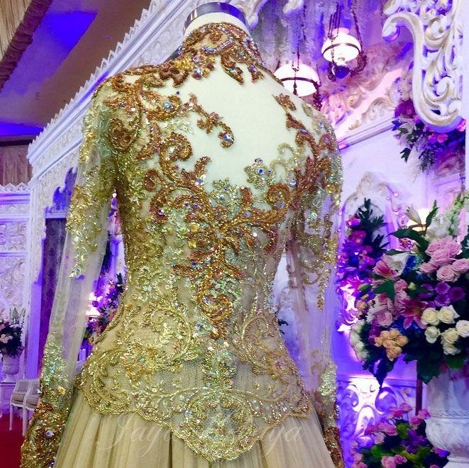 wedding kebaya lace