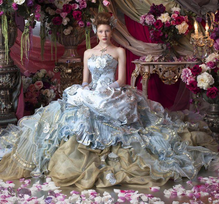 stella de libero dresses 2014 | Mis Vestidos de Novia: Novias espectaculares: Stella de Libero