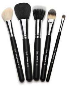 Affordable Dupes For MAC Brushes: (Dupes For 24 of MAC Brushes) Sigma Makeup Brushes and Crown Brush