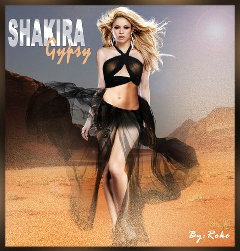 plus gypsy dress shakira