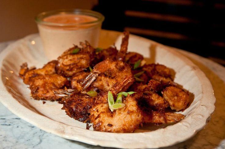 Crunchy coconut shrimp | LET'S GO FISHING | Pinterest
