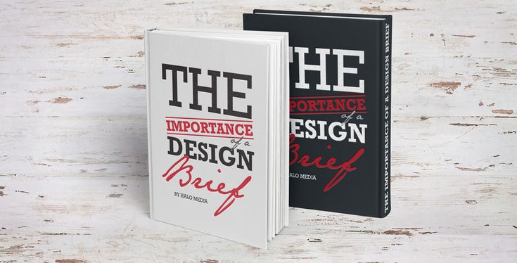 What is a design brief and why is it so important? #halomedia #graphicdesign