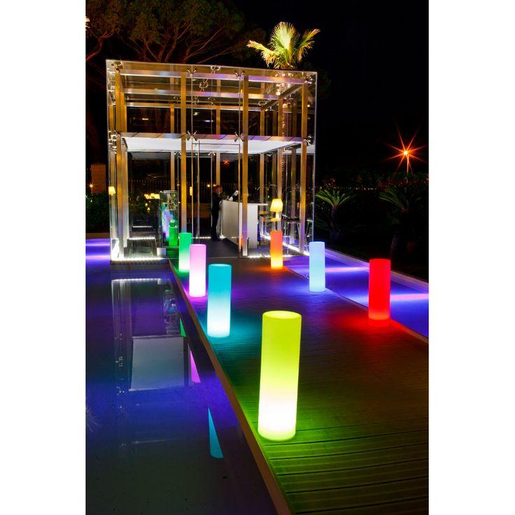Fantastyczne oświetlenie ogrodowe