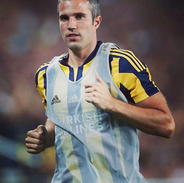 Robin van Persie-Fenerbahçe