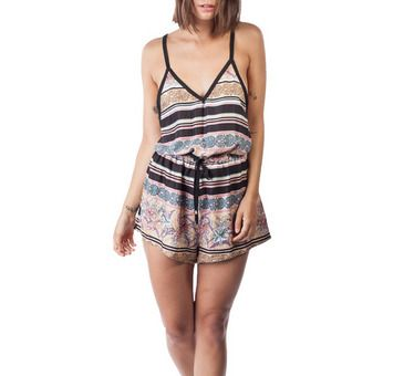 HOLIDAY PLAYSUIT