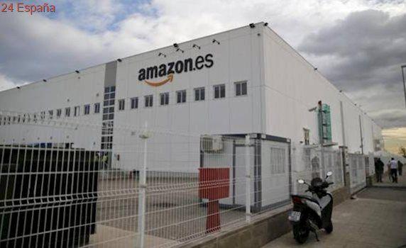 Amazon inicia sus operaciones en el centro logístico de Paterna donde creará ochenta puestos de trabajo
