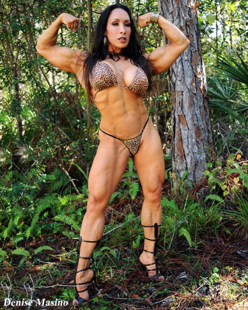 Denise Masino At The Gym Sex 14