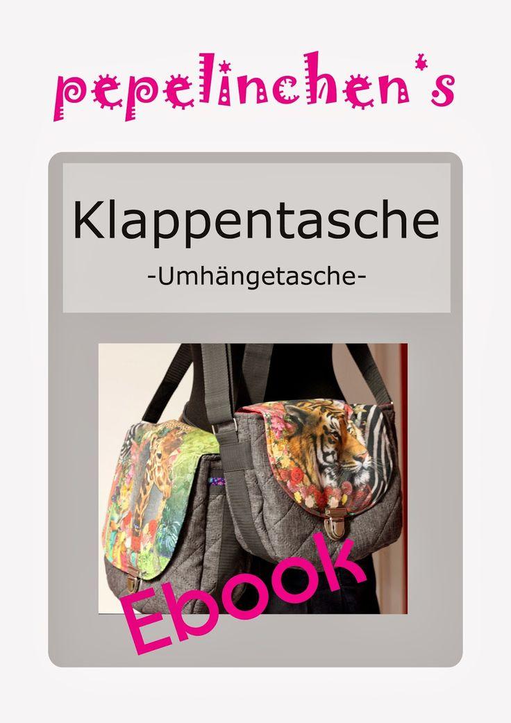 E-book Klappentasche/Umhängetasche - for free!
