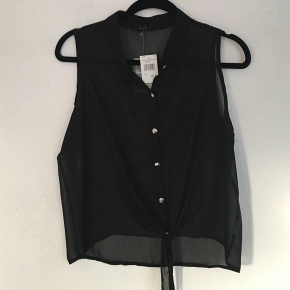 Sleeveless Top - Black Panther Sleeveless by VIDA VIDA Fast Delivery Cheap Price Store Outlet New Styles Factory Price UeAl9