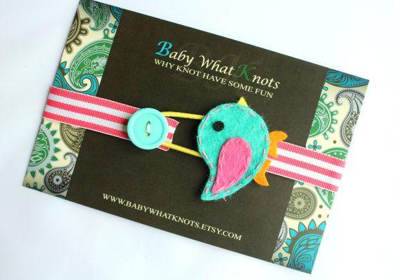 Elastic Ribbon Bookmark Planner Accessories Girls by BabyWhatKnots