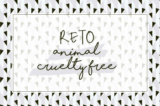 Reto: Cruelty free