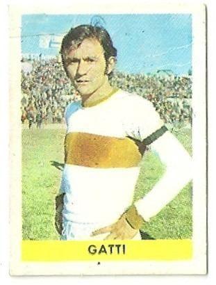 Gatti - Platense 1970