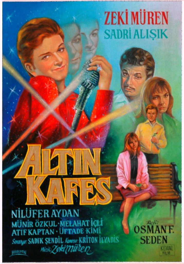 ALTIN KAFES 1958