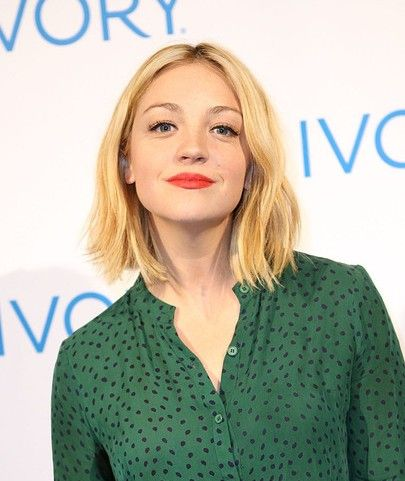 Abby Elliott Hair Styles