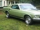 The Limes of 1969 - Ford Mustang Forums - Lime Gold