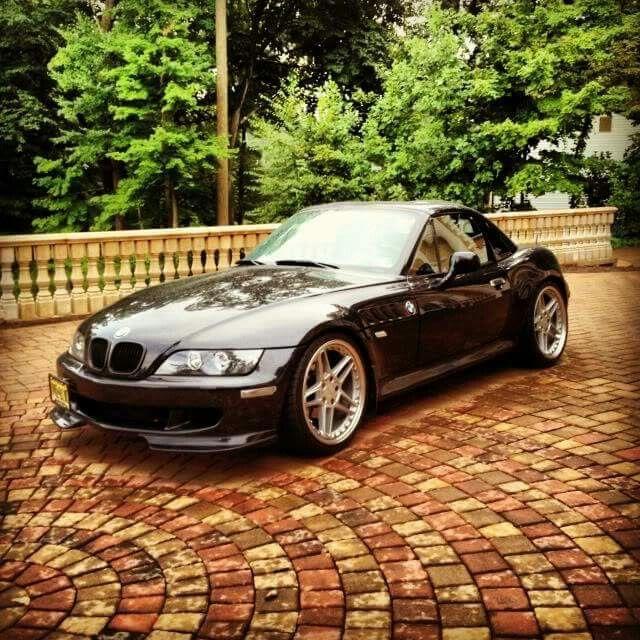 BMW Z3 grey