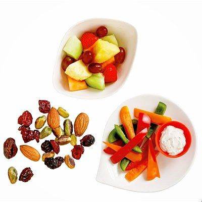 100 Days of Healthy Snacks via @Helena Loi Smith #wow #summer #snacks