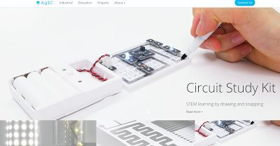 ZigTek: Tinta Condutora de Eletricidade