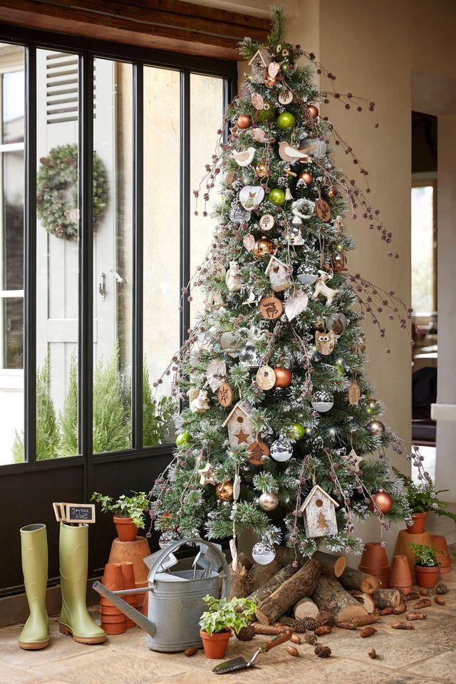 200 best no l d co images on pinterest christmas ideas for Maison decore pour noel