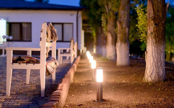 garden pathway lights のおすすめ画像 16 件 pinterest 景観照明