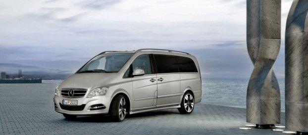 2012 Mercedes-Benz Viano Vision Pearl