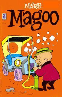 Mr Magoo | Sólo Cine: ° Mr. Magoo (1960)