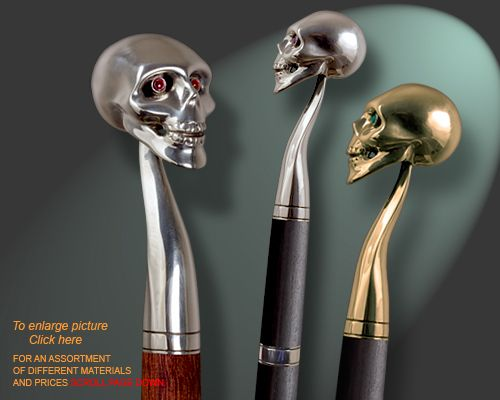 from $410 to $705 these are super awesome. I want one  when I grow old. A cane into a sword... perfect for annoying kids