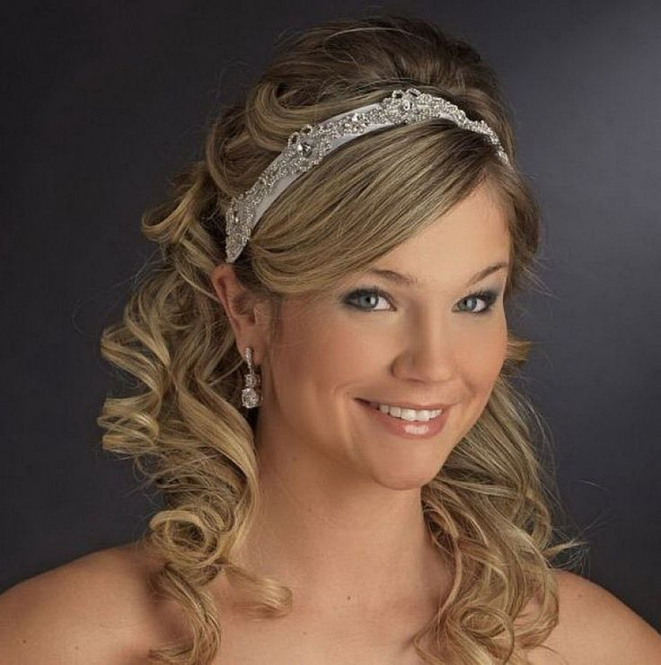 curly hair with headband styles best 25 hairstyles with headbands ideas on 6850