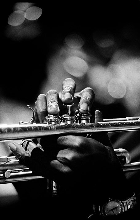 The Monterey Jazz Festival, 1963. © Jim Marshall Photography LLC/Reel Art Press