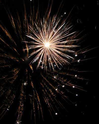 vuurwerk hoort echt bij oud en nieuw!
