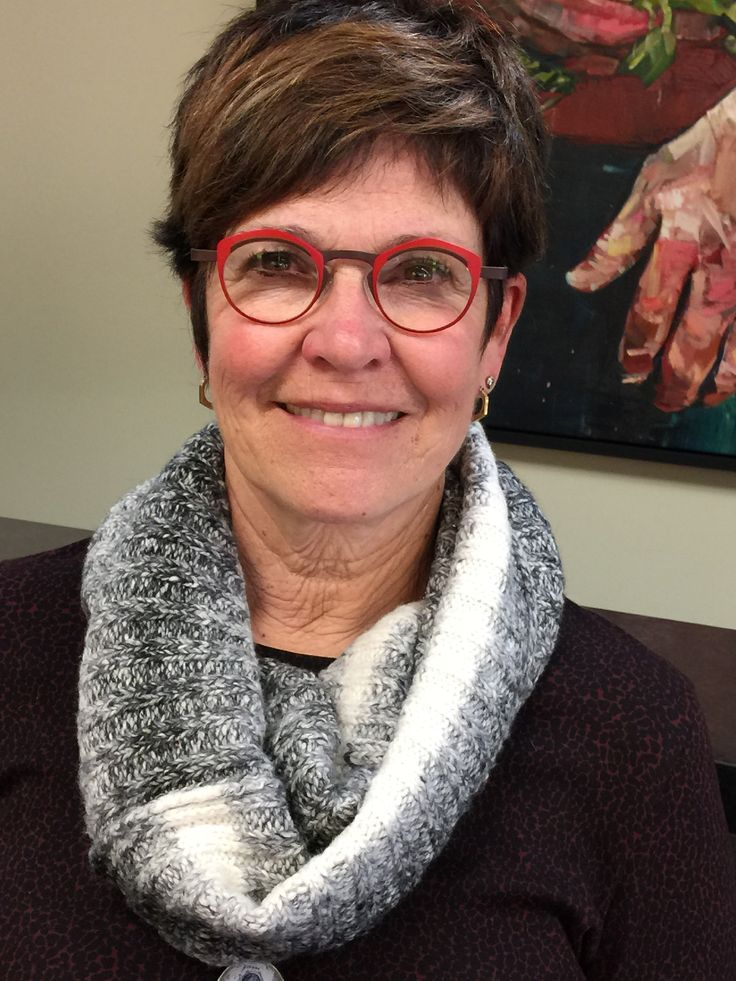 Delee looks beautiful in her new Anne et Valentin frames! #beauty #YQR #fashion #style #optics #shopLocal