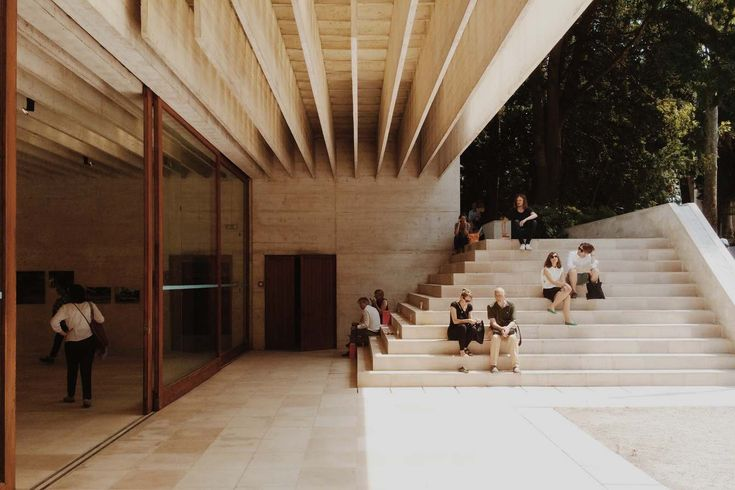 Nordic Pavilion // Sverre Fehn - from one backyard to another