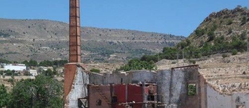 Patrimonio Industrial Arquitectónico: La caldera de Antiu Xixona se salva. Alicante