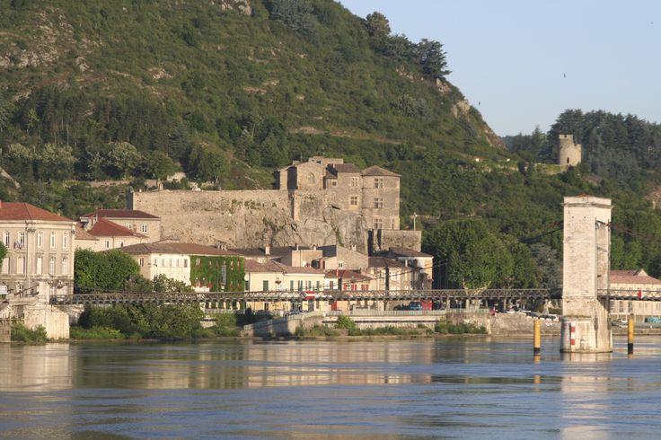 Tournon sur Rhône | cours du rhone